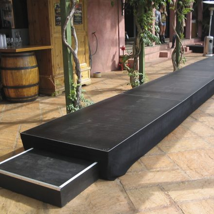Staging Hire