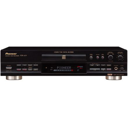 Pioneer CD recorder/burner