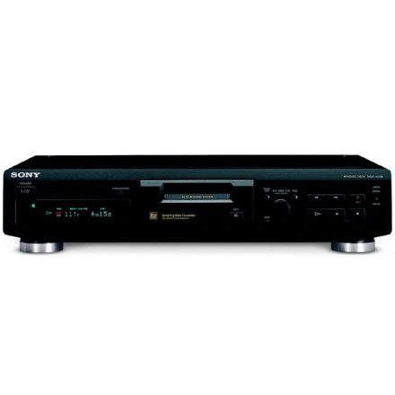 Sony pro mini disc player/recorder