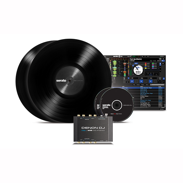 Serato Interface
