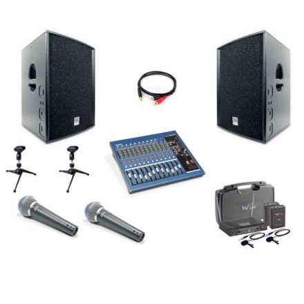 Sound Hire Package