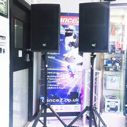 Sound Hire specialists in Guildford, Surrey, Brighton and the South East